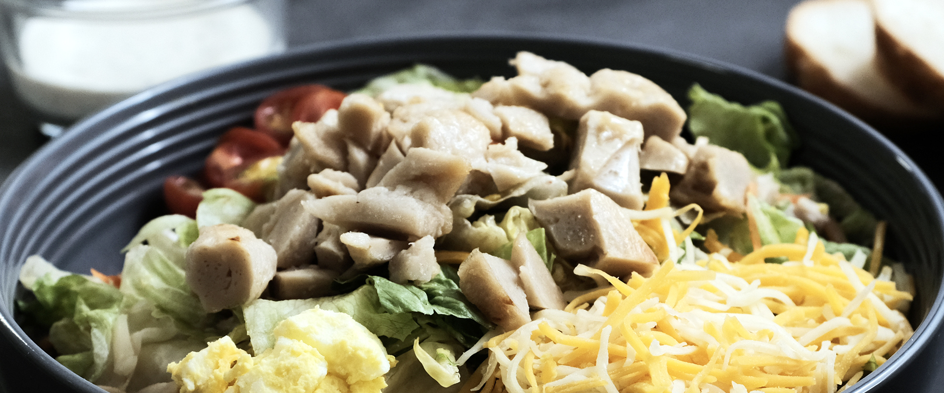 PAOW! Cobb Salad